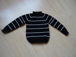 Pullover - schwarzweiss Grösse 92 Fr. 38.-