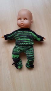 Second hand-Puppe mit Kleider 30 cm Grösse (Auf Anfrage sind Kleider auch ohne Puppe zu kaufen) Fr. 35.-