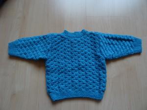 Pullover - uniblau Grösse 74 Fr. 32.-