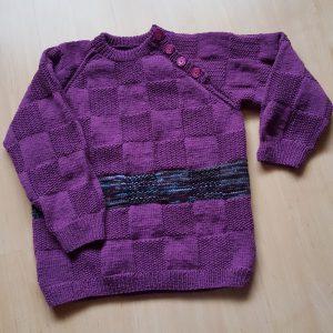 Damenpullover - violett Grösse 42 Fr. 74.-